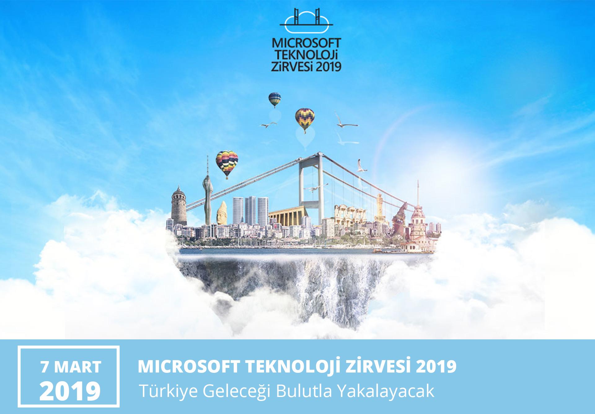 Microsoft-Teknoloji-Zirvesi-2019